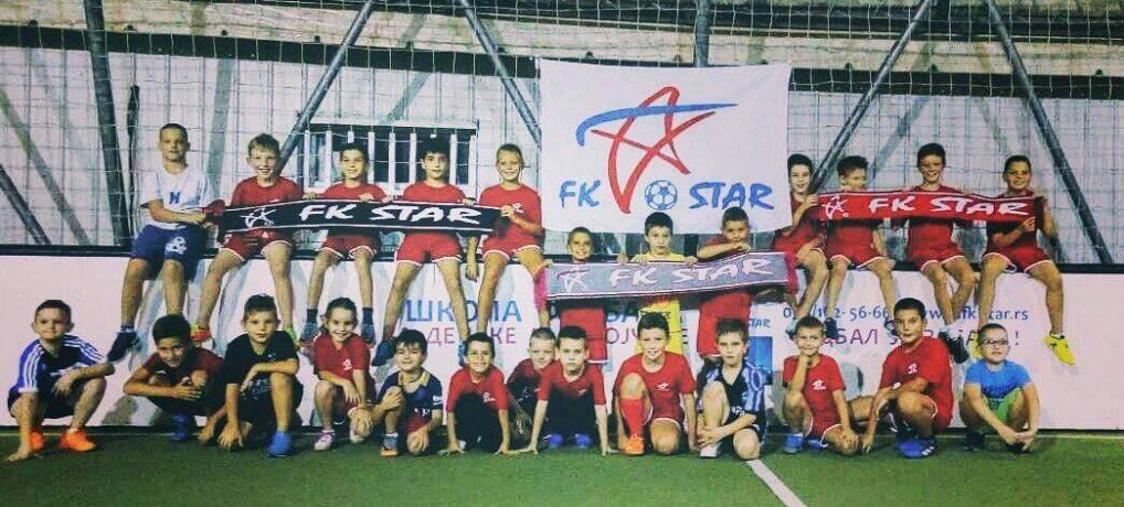 Jedanaest ponosnih godina FK STAR Zemun