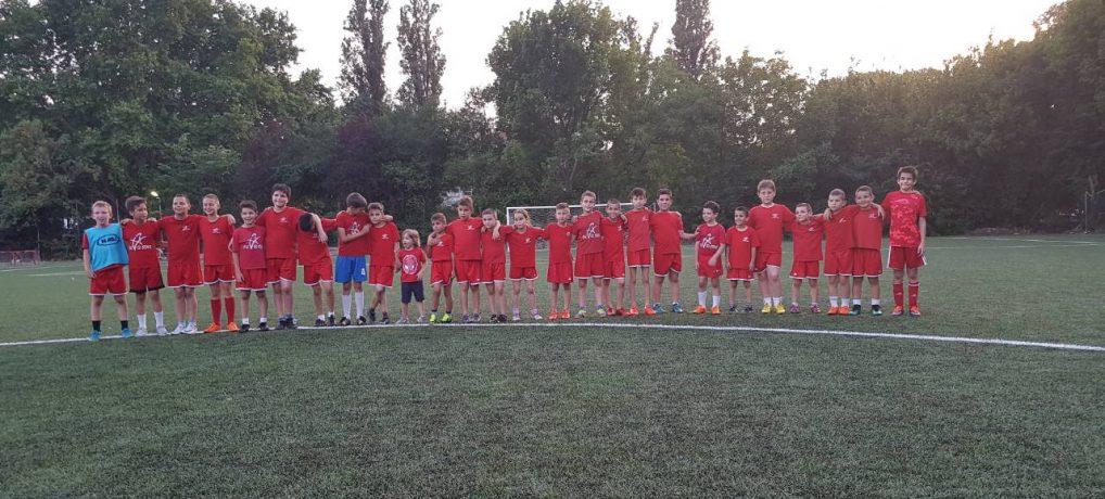 Završetak sezone | trening, 21/06/2018.
