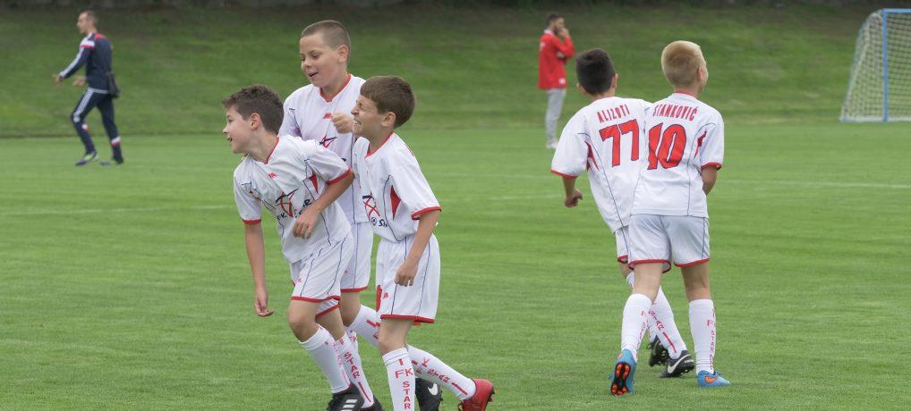 FK STAR Zemun učesnik turnira Dragan Mance Cup 2018