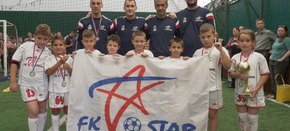 Vicešampioni u Sport Brothers ligi (2. mesto za 2011. godište)