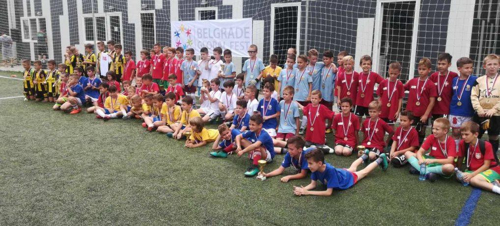 STAR Zemun na turniru Belgrade Global Fest 2018
