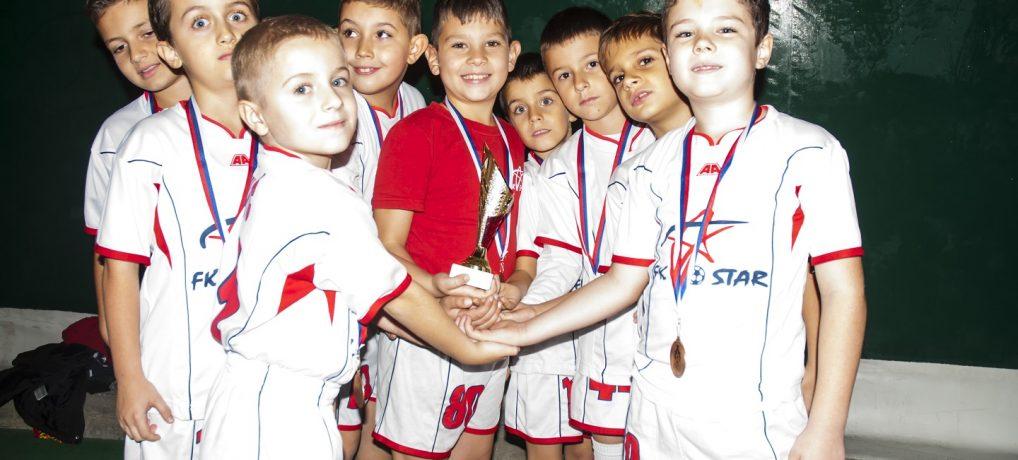 Nova sezona, stara navika – Još jedan trofej za najmlađe
