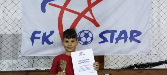 "Dodeljena prva FK STAR nagrada – ""Đuka"" laureat"
