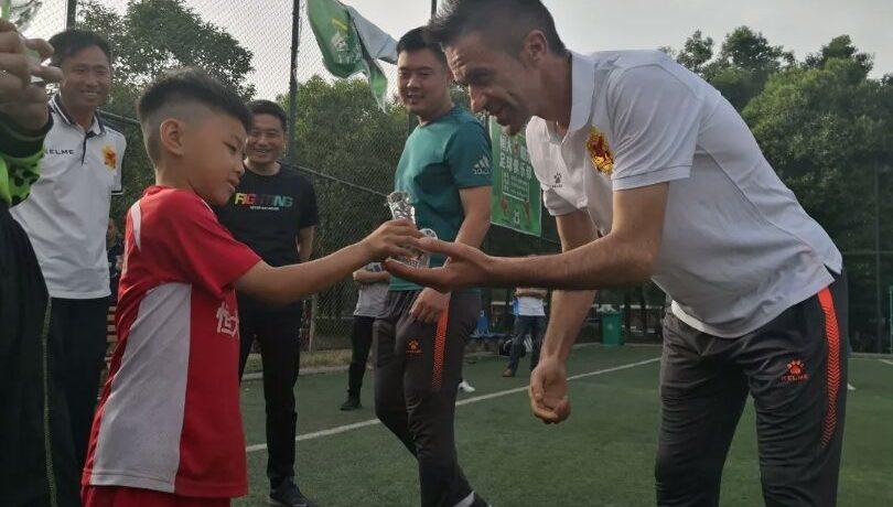Nenad Slijepčević je novi trener kineske akademije fudbala Henan Ying!