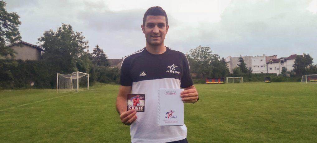 POJAČANJE U TRENERSKOM TIMU – Predrag Simić je novi član FK STAR