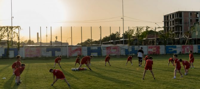 Tokom jula smo na raspustu, nastavljamo da treniramo u avgustu!