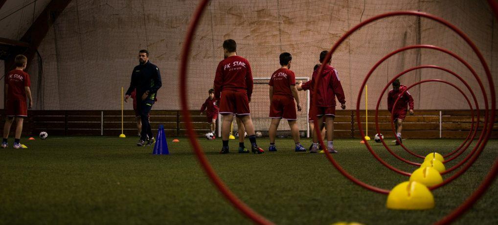 BESPLATNA letnja škola fudbala za sve NOVOUPISANE članove!