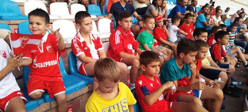 """Starovci na """"Rajku"""" – Bili smo gosti FK Crvena zvezda"""