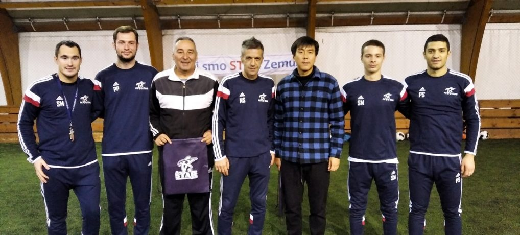 Saradnja sa Akademijom fudbala GUOAN FC iz Pekinga