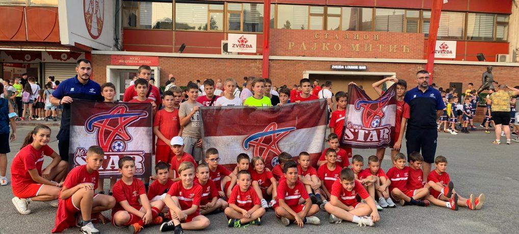 MI VOLIMO FUDBAL   Bili smo deo Lige šampiona!