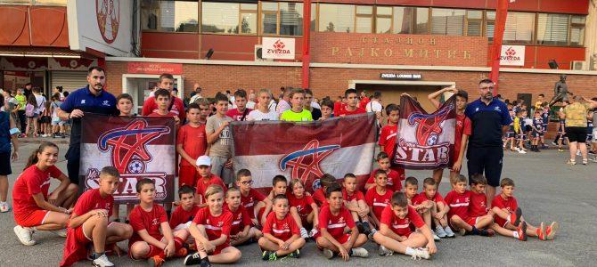 MI VOLIMO FUDBAL | Bili smo deo Lige šampiona!